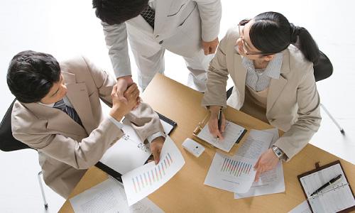 コンサルティング事業イメージ